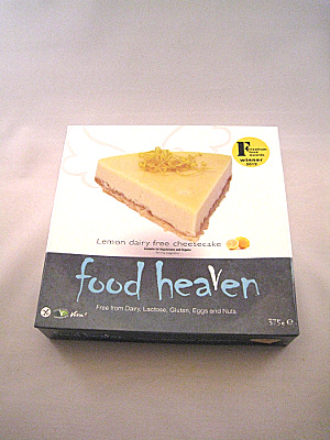 Food Heaven lemon dairy free cheesecake-01-300x400-web