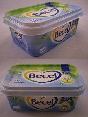 Becel - er ikke vegansk!