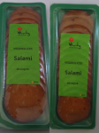 Wheaty Salami - flot, god men en anelse for mild i smagen