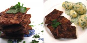 Veganer.nu-Lækon-Læcon-Vegansk-Bacon-Rispapirsbacon-rice-paper-bacon-Stegt-Elsk-Vegansk-Stegt-Flæsk