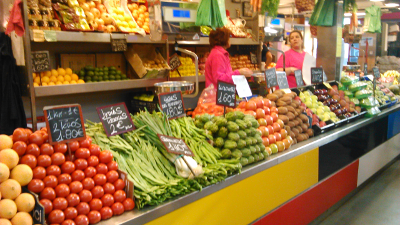 Mercado Central de Ataranzanas
