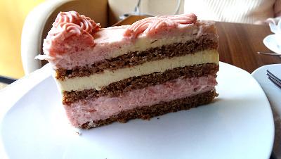 Skøn og ekstravagant kage hos Vega City