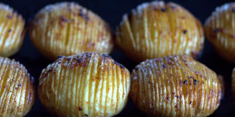 Hasselbachkartofler