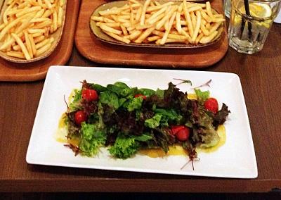 Plan B-salat hos Epopey