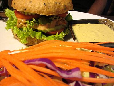 Sund burger hos Ethos