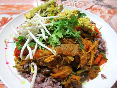 Skøn og billig mad hos Ming Kwan Vegetarian