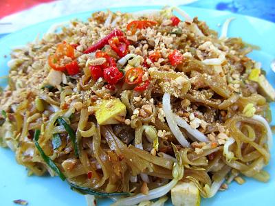 Pad thai - et sikkert veganerhit!