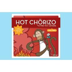 Astrid och Aporna Hot Chorizo
