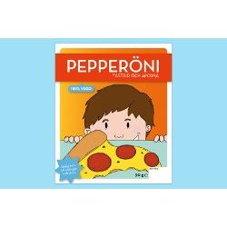 Astrid och Aporna Pepperoni