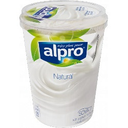 Alpro Dåse Naturel