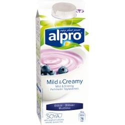 Alpro Karton Blåbær