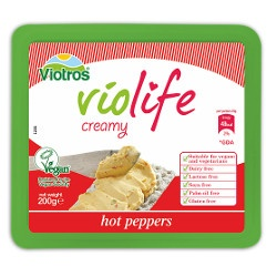Violife Creamy Hot Peppers