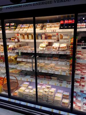 Fine forhold for veganere i supermarkedet
