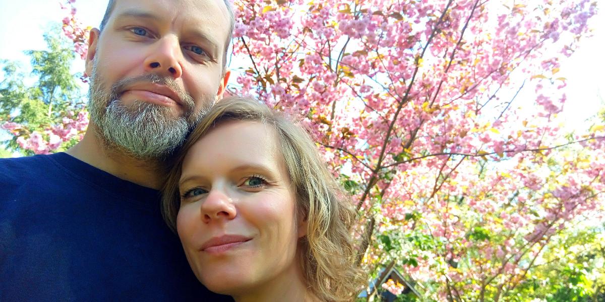 Kasper og Karina fra Veganer.nu