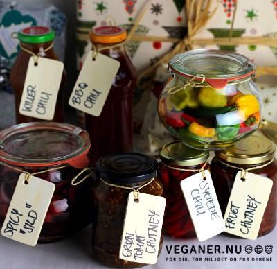 Veganer.nu - Hjemmelavede gaver