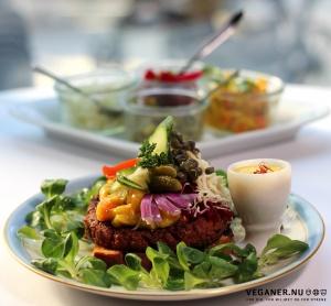 Veganer.nu - Spisestuen Hos Dig og Mig Pariserbøf